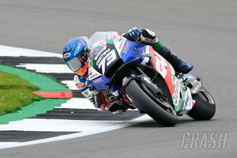 Alex Marquez, MotoGP race, British MotoGP 29 August 2021