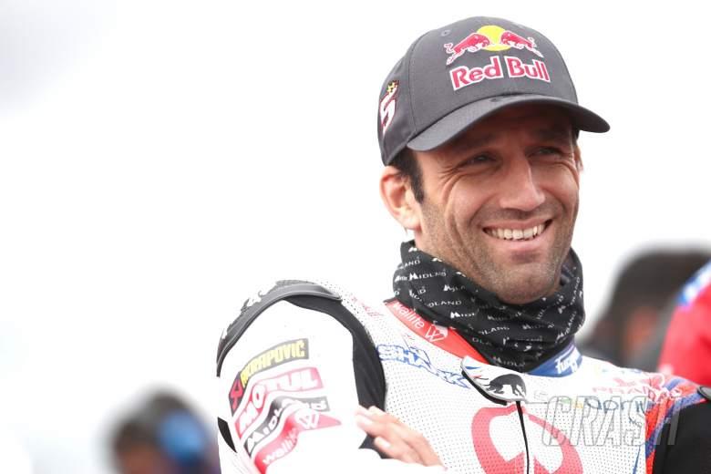 Johann Zarco MotoGP race, British MotoGP, 29 August2021
