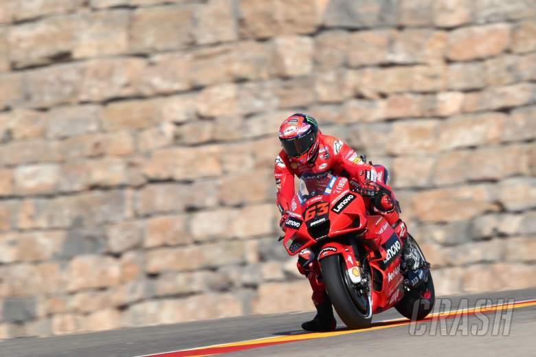 Francesco Bagnaia Aragon MotoGP, 10 September 2021