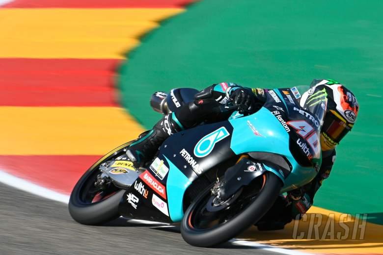 Darryn Binder, Moto3, Aragon MotoGP, 10 September 2021