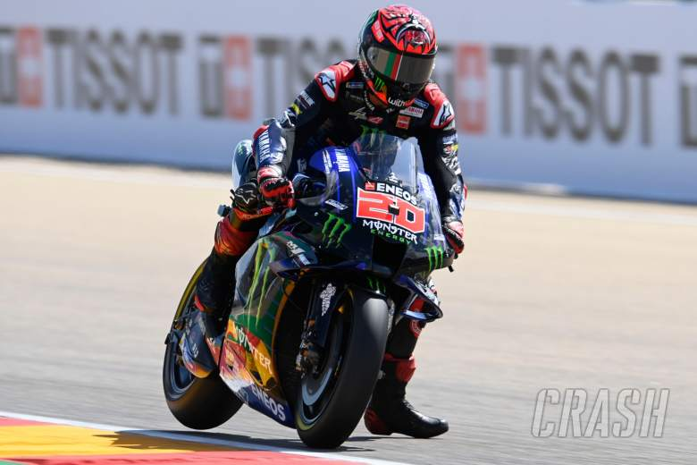 Fabio Quartararo, Aragon MotoGP, 10 September 2021