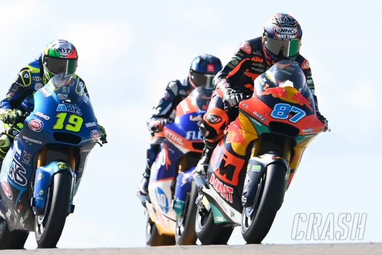 Remy Gardner, Moto2, Aragon MotoGP, 10 September 2021