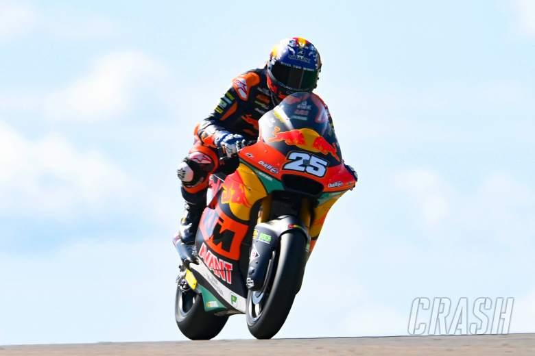 Raul Fernandez, Moto2, Aragon MotoGP, 10 September 2021