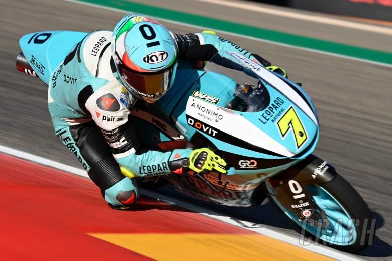Dennis Foggia, Moto3, Aragon MotoGP, 10 September 2021