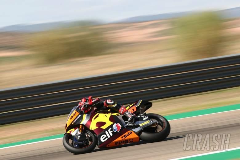 Augusto Fernandez, Moto2, Aragon MotoGP, 10 September 2021