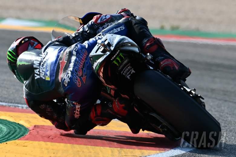 Fabio Quartararo, Aragon MotoGP, 11 September 2021