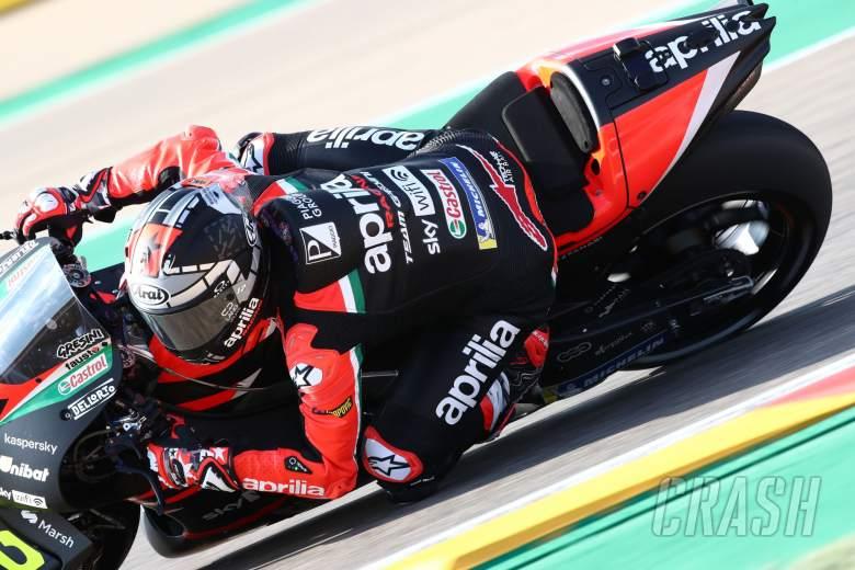 Maverick Vinales, Aragon MotoGP, 2021年9月11日