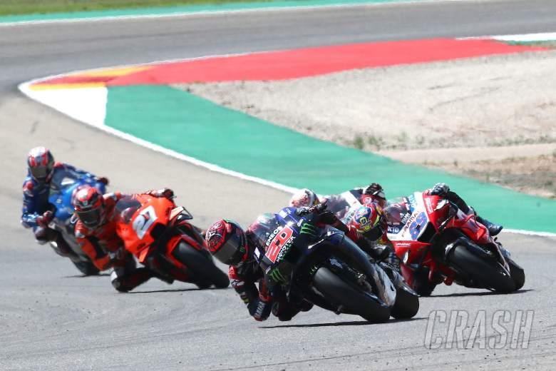 Fabio Quartararo MotoGP race, Aragon MotoGP, 12 September 2021MotoGP race, Aragon MotoGP, 12 September 2021