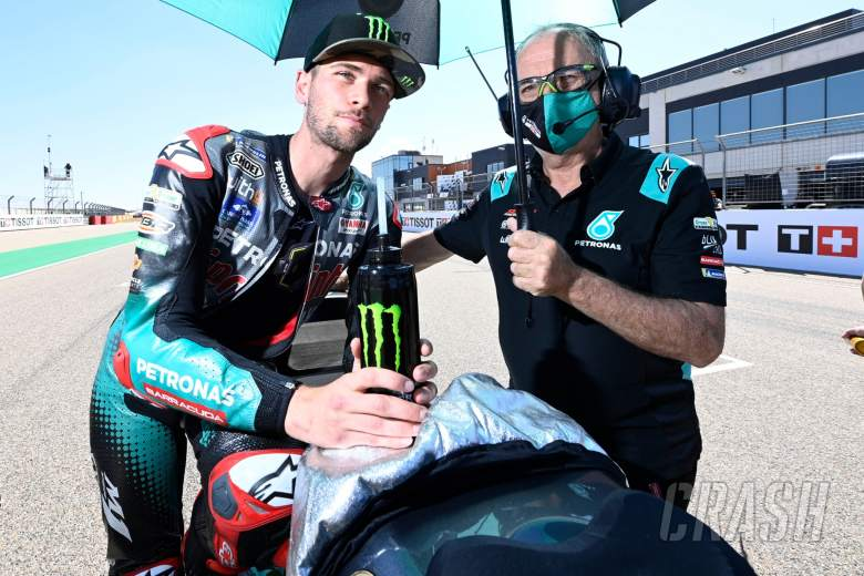 Jake Dixon, Aragon MotoGP race, 12 September 2021