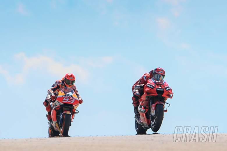 Francesco Bagnaia, MotoGP比赛,阿拉贡MotoGP