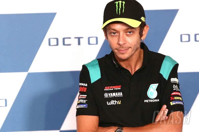 Valentino Rossi San Marino MotoGP, 16 September 2021