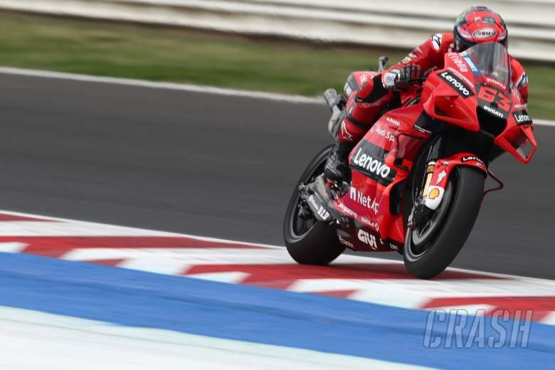 Francesco Bagnaia,圣马力诺MotoGP, 2021年9月17日