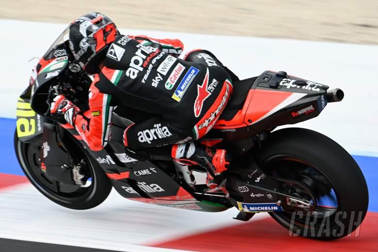 Maverick Vinales,圣马力诺MotoGP,2021年9月17日