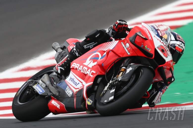 Johann Zarco,圣马力诺MotoGP, 2021年9月17日
