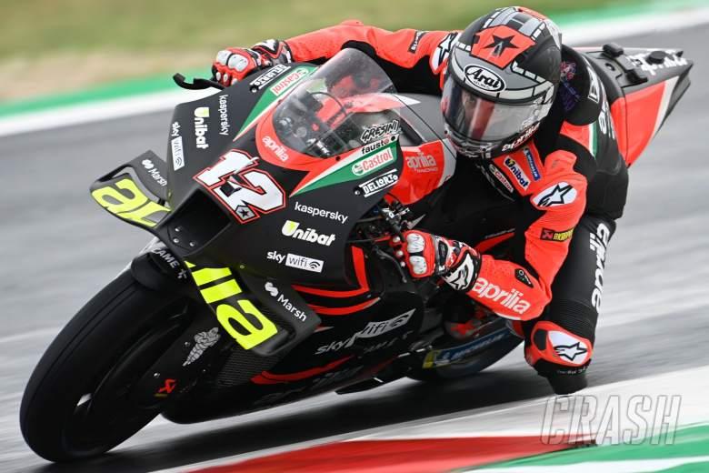 Maverick Vinales,San Marino MotoGp,2021年9月17日
