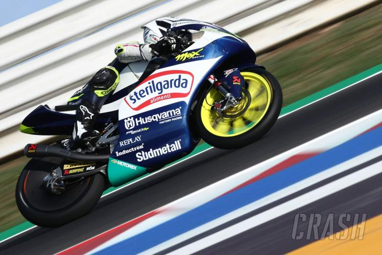 Romano Fenati, Moto3, San Marino MotoGP, 17 September 2021