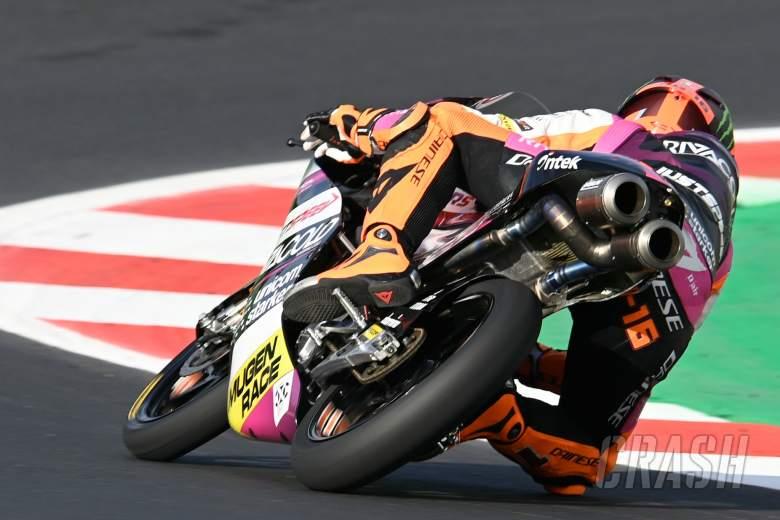 Andrea Migno, Moto3,圣马力诺MotoGP, 2021年9月17日