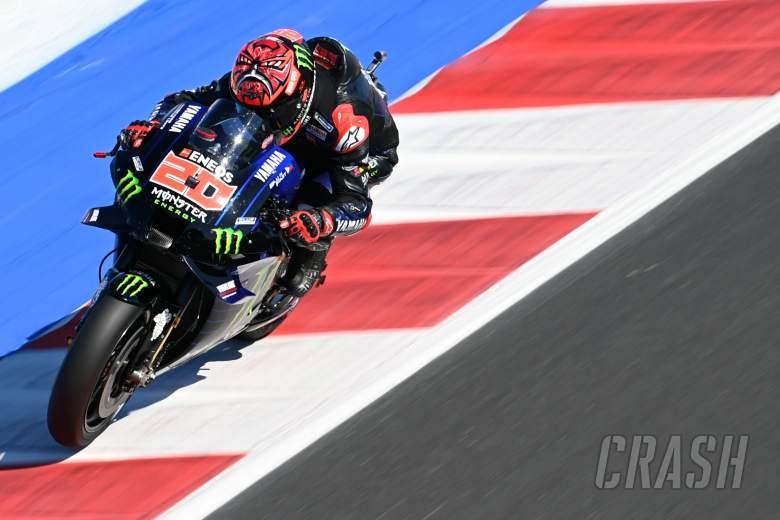 Fabio Quartararo,圣马力诺MotoGP, 2021年9月18日