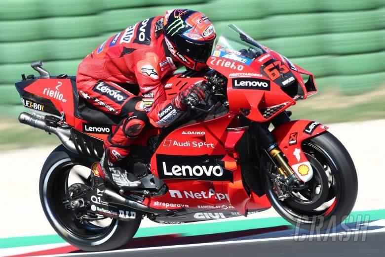 Francesco Bagnaia,圣马力诺MotoGP, 2021年9月18日