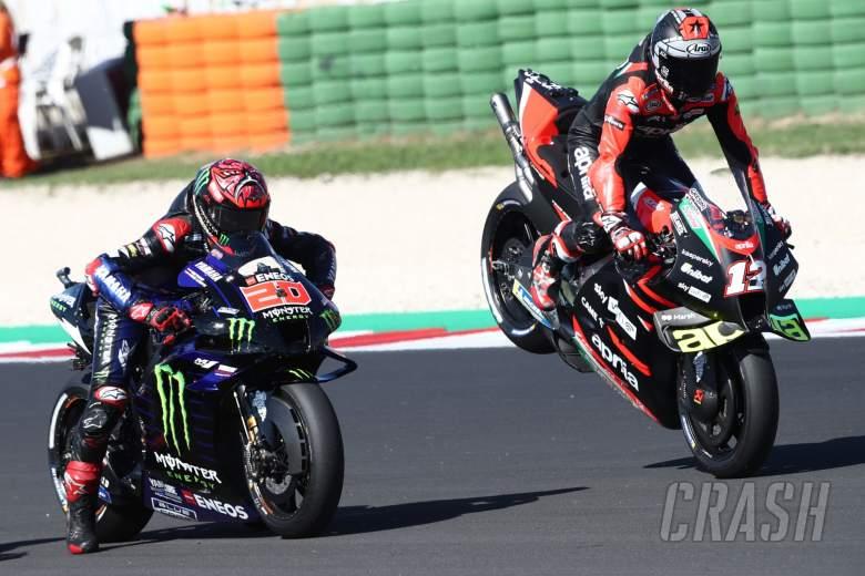 Maverick Vinales,圣马力诺MotoGP,2021年9月18日