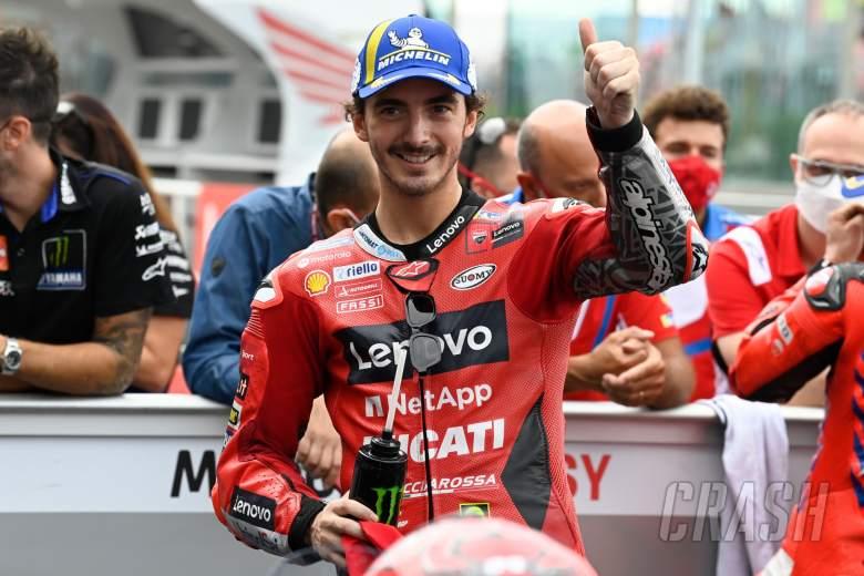 Francesco Bagnaia, San Marino MotoGP, 18 September 2021