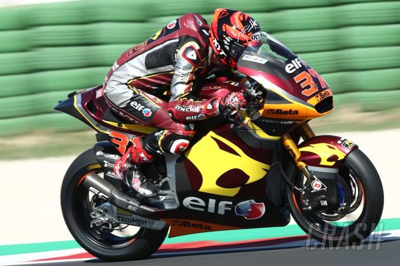 Augusto Fernandez, Moto2, San Marino MotoGP, 18 September 2021