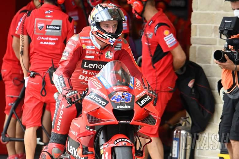 UPDATED: Austin MotoGP: Jack Miller: It's happened a few times, I'm sick of  it   MotoGP   News