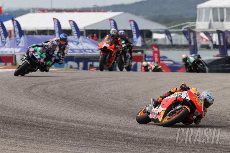 Pol Espargaro MotoGP race, Grand Prix Of The Americas, 3 October 2021