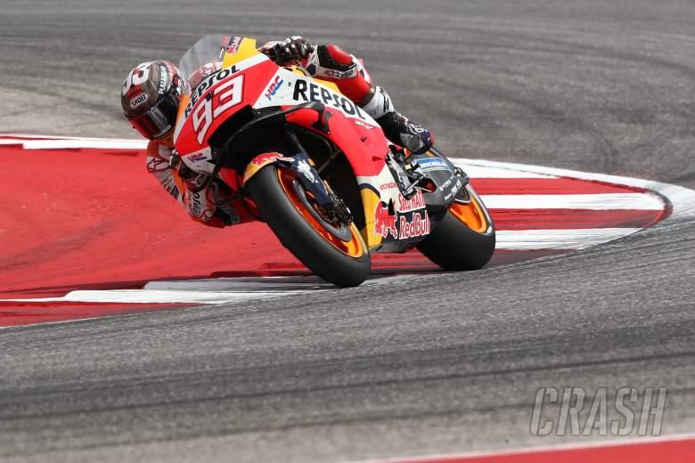 Marc Marquez MotoGP race, Grand Prix Of The Americas, 3 October 2021