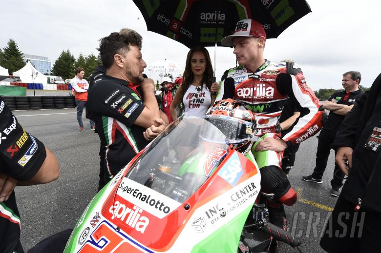 MotoGP: Lowes out, Redding in at Aprilia