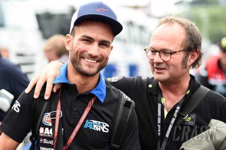 Moto2 Austria: Pasini clings on to return to pole