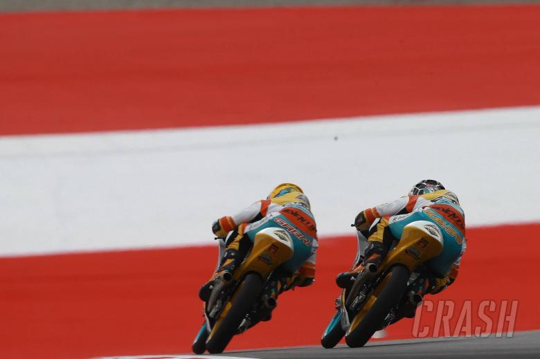 MotoGP: Moto3 Austria - Qualifying Results