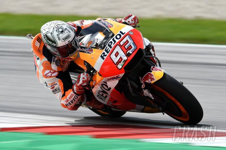 MotoGP: MotoGP Austria - Full Qualifying Results