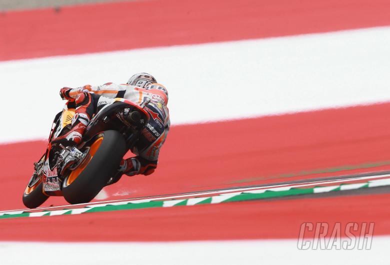 MotoGP: Marquez holds off Ducatis for Austrian pole
