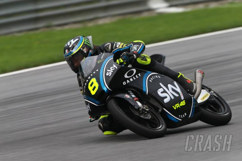 MotoGP: Moto3 Australia - Free Practice (1) Results