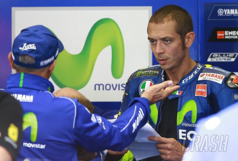 MotoGP: UPDATED: Rossi puts in more R1 laps at Misano...