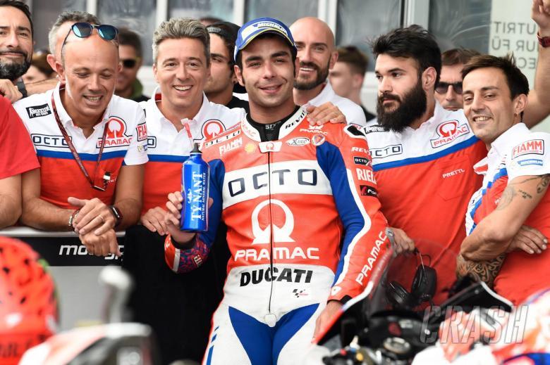 "MotoGP: Petrucci prepped for ""very emotional"" send off"