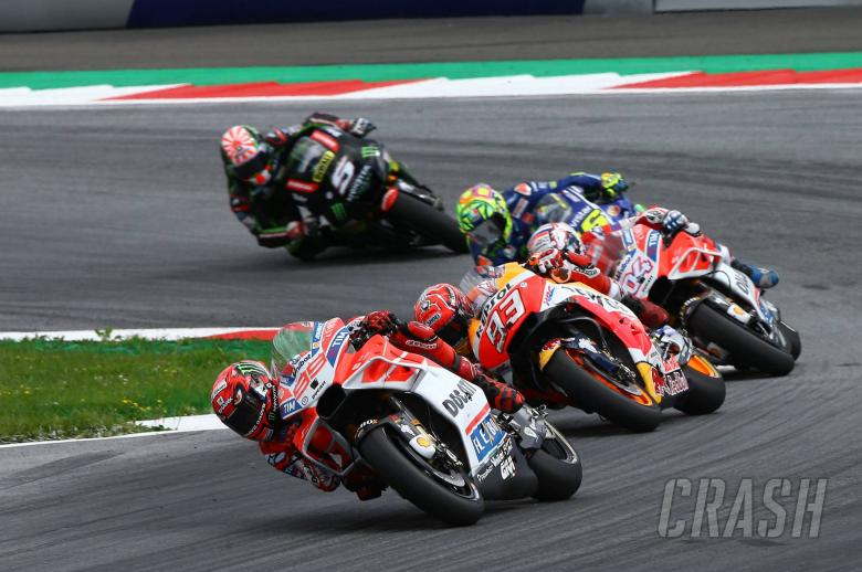 MotoGP: Lorenzo leads, two problems blight 'best weekend'
