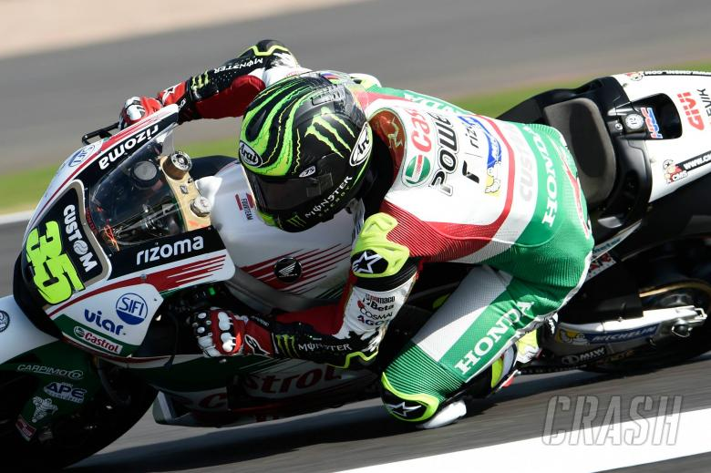 MotoGP: Crutchlow: One of those days when everything goes well