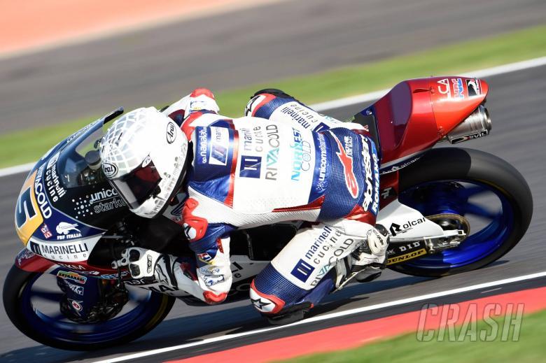 MotoGP: Moto3 Silverstone - Qualifying Results