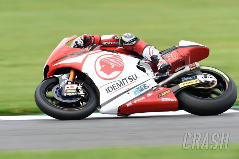 MotoGP: Moto2 Australia - Free Practice (1) Results