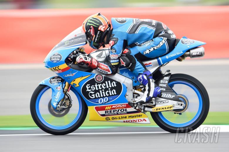 MotoGP: Moto3 Silverstone - Race Results