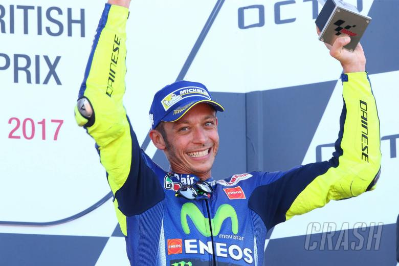 Rossi: If I can fight like this, I'll continue