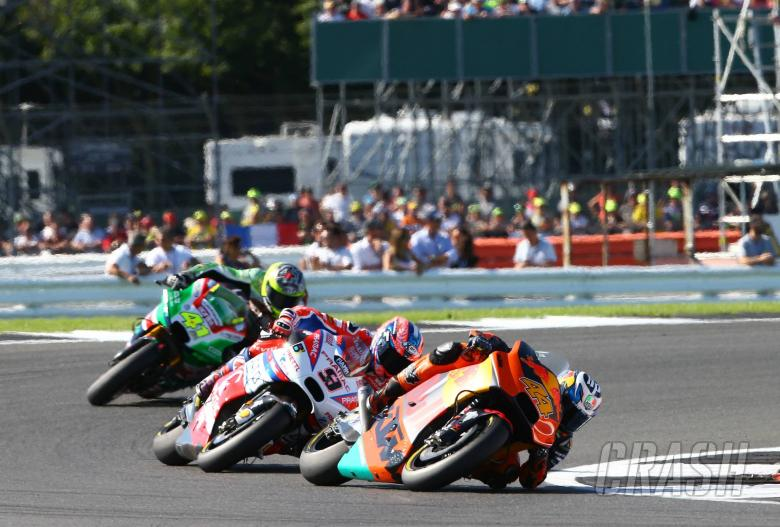 MotoGP: Pol Espargaro: At least it happened after the finish!