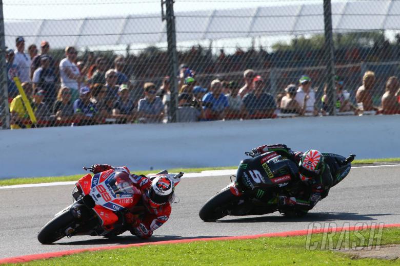 MotoGP: Zarco, Lorenzo on Marquez watchlist