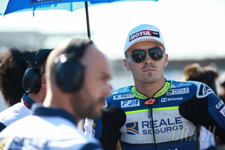 MotoGP: Loris Baz sets sights on WorldSBK return