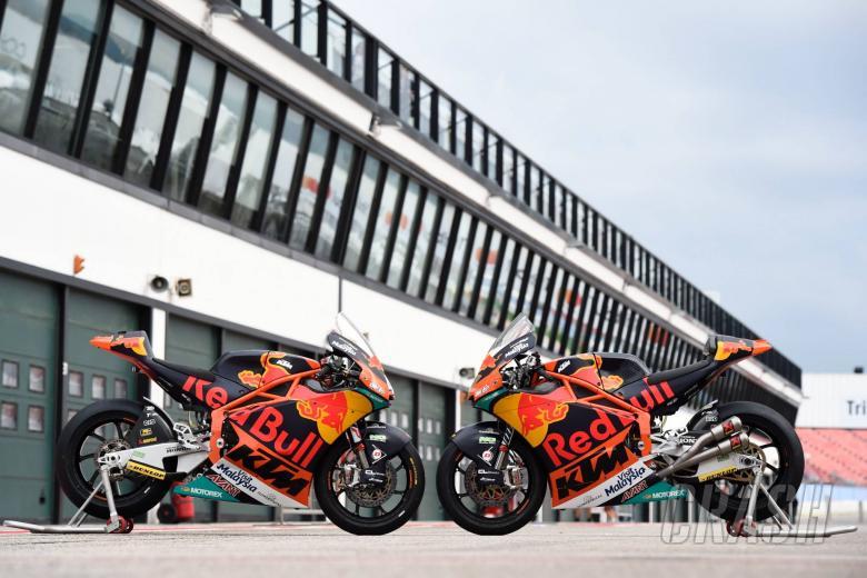MotoGP: KTM confirms five bikes for Moto2 in 2018