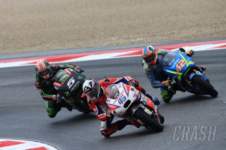 MotoGP: Redding 'salvages something respectable' in Misano rain