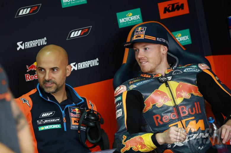MotoGP: KTM to continue with current rider line-up in '18