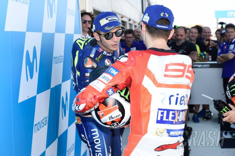 MotoGP: MotoGP Gossip: Lorenzo's respect for Rossi despite rivalry